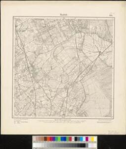 Meßtischblatt 1287 : Rastede, 1899