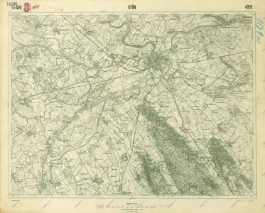 III. vojenské mapování 4959