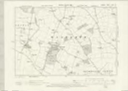 Durham XLVIII.SE - OS Six-Inch Map