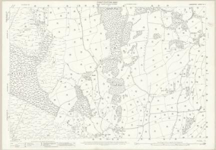 Lancashire XII.7 (includes: Haverthwaite; Staveley) - 25 Inch Map