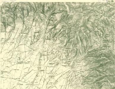 III. vojenské mapování 4468/4