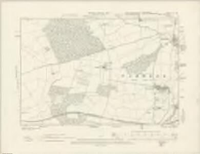 Northamptonshire VII.SW - OS Six-Inch Map