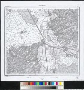 Meßtischblatt [7812] : Endingen, 1878