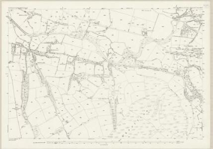 Isle of Man IX.11 - 25 Inch Map