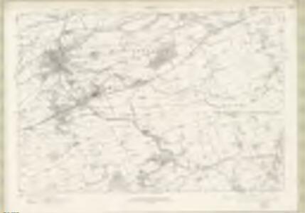 Dunbartonshire Sheet n XXXIII - OS 6 Inch map