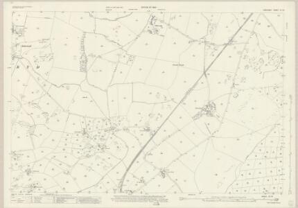 Anglesey III.13 (includes: Amlwch; Carreg Lefn; Rhos Y Bol) - 25 Inch Map