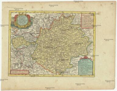 Der Satzer Creis in dem Königreiche Böhmen gelegen