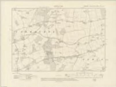 Hampshire & Isle of Wight XCIV.NE - OS Six-Inch Map