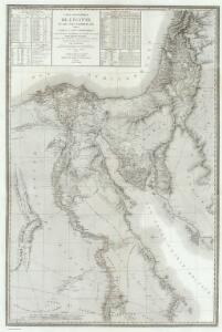 Composite: Egypte geographique.