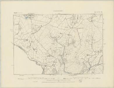 Shropshire LXVIII.SW - OS Six-Inch Map