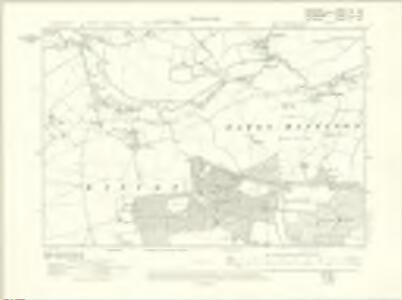 Berkshire VII.NE - OS Six-Inch Map