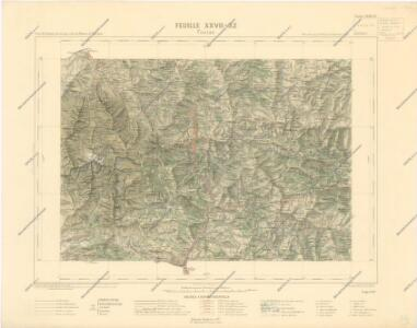 Carte de la France... Feuille XXVII - 32