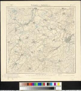 Meßtischblatt 121.(3126) : Wallengrün (Sächs.) - Zeulenroda (Preuss.), 1919