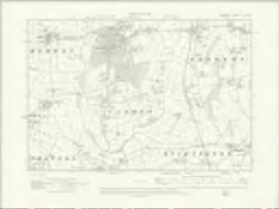 Cheshire LIV.SW - OS Six-Inch Map