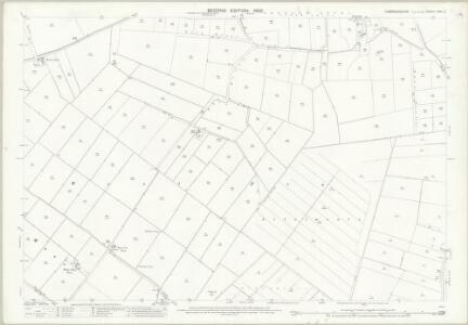 Cambridgeshire XXVI.5 (includes: Coveney; Downham; Ely Holy Trinity With St Mary; Witchford) - 25 Inch Map