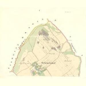 Schimelsdorf (Pohořelka) - m2343-1-001 - Kaiserpflichtexemplar der Landkarten des stabilen Katasters