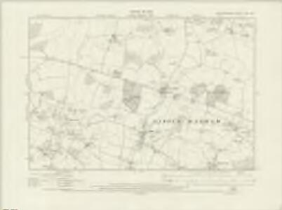 Hertfordshire XXII.NE - OS Six-Inch Map