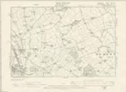 Flintshire XVII.NE - OS Six-Inch Map