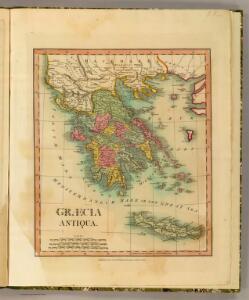 Graecia Antiqua.