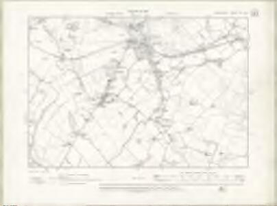 Lanarkshire Sheet XX.NW - OS 6 Inch map