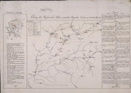 Feldzug der Russen und Polen zwischen Bug und Narew vom 13ten bis 26sten Mai 1831
