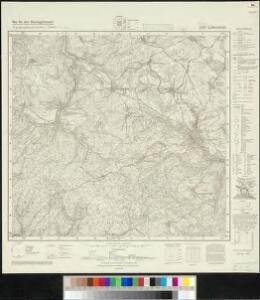 Meßtischblatt 5535 : Lobenstein, 1938