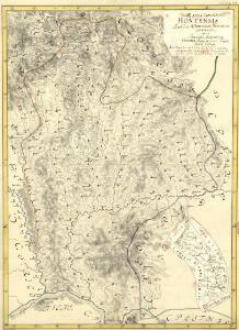 Mappa Comitatis Hontensis Methodo Astronomico-Geometrica concinnata, opera ...