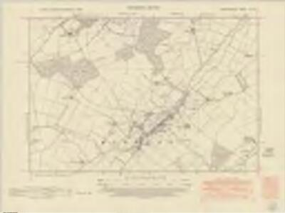 Bedfordshire IV.SE - OS Six-Inch Map