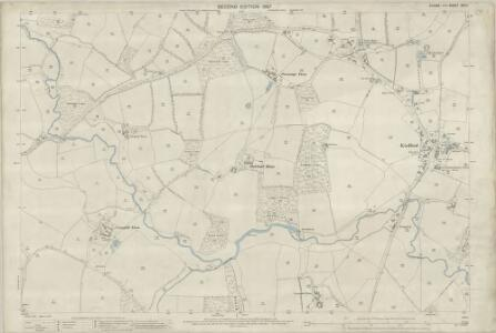 Sussex XXIII.1 (includes: Kirdford; Petworth) - 25 Inch Map