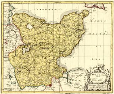 Wagria quae est Pars Orientalis Holsatiae