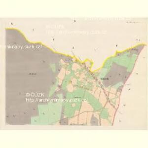 Stary Ehrenberg - c7264-2-004 - Kaiserpflichtexemplar der Landkarten des stabilen Katasters