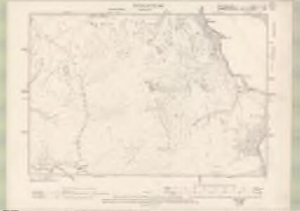 Stirlingshire Sheet V.NE - OS 6 Inch map