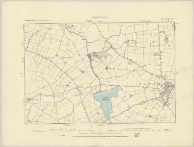 Northamptonshire XXII.SE - OS Six-Inch Map