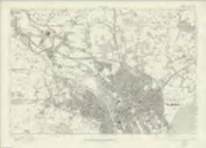 Glamorgan XLIII - OS Six-Inch Map
