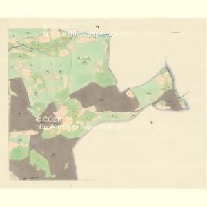 Hutisko - m0938-1-006 - Kaiserpflichtexemplar der Landkarten des stabilen Katasters