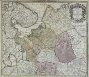 Mappæ imperii Moscovitici pars septentrionalis