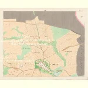 Chlumetz - c2522-1-006 - Kaiserpflichtexemplar der Landkarten des stabilen Katasters