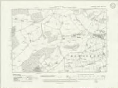 Hampshire & Isle of Wight XXXIV.SE - OS Six-Inch Map