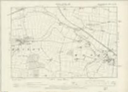 Nottinghamshire XX.SW - OS Six-Inch Map
