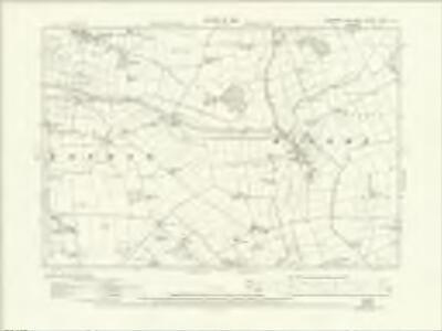 Yorkshire CXCIII.SW - OS Six-Inch Map
