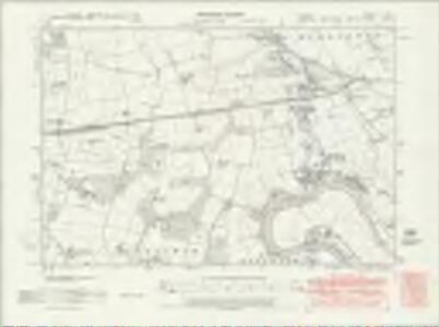 Durham LV.SE - OS Six-Inch Map