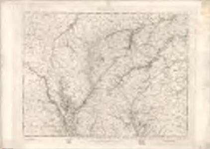 Moffat - OS One-Inch map