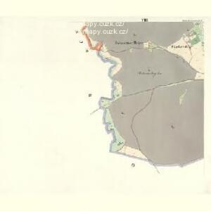 Moldautein - c8143-1-008 - Kaiserpflichtexemplar der Landkarten des stabilen Katasters