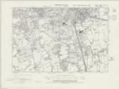 Surrey XXXIV.NE - OS Six-Inch Map