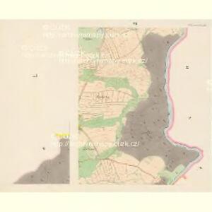 Gross Poreschin - c6026-1-006 - Kaiserpflichtexemplar der Landkarten des stabilen Katasters