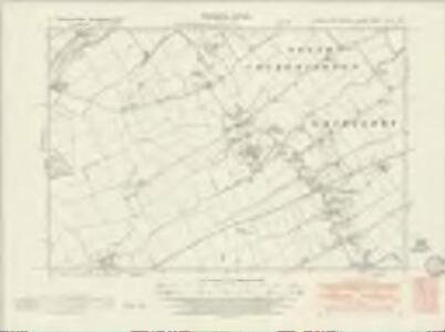 Lincolnshire XLVIII.SE - OS Six-Inch Map