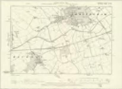 Berkshire XII.SE - OS Six-Inch Map