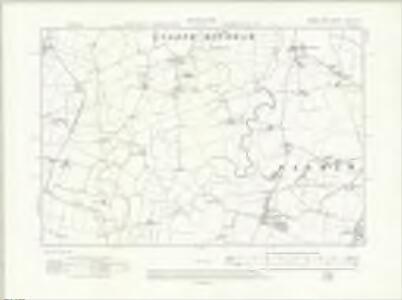 Sussex LXXIII.NE - OS Six-Inch Map