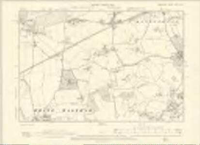 Berkshire XXXI.NW - OS Six-Inch Map