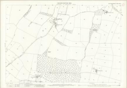 Nottinghamshire XXX.5 (includes: Averham; Caunton; Kelham; South Muskham; Winkburn) - 25 Inch Map